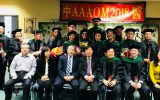 Congratulations to our first Doctorate Graduating Class of 2018