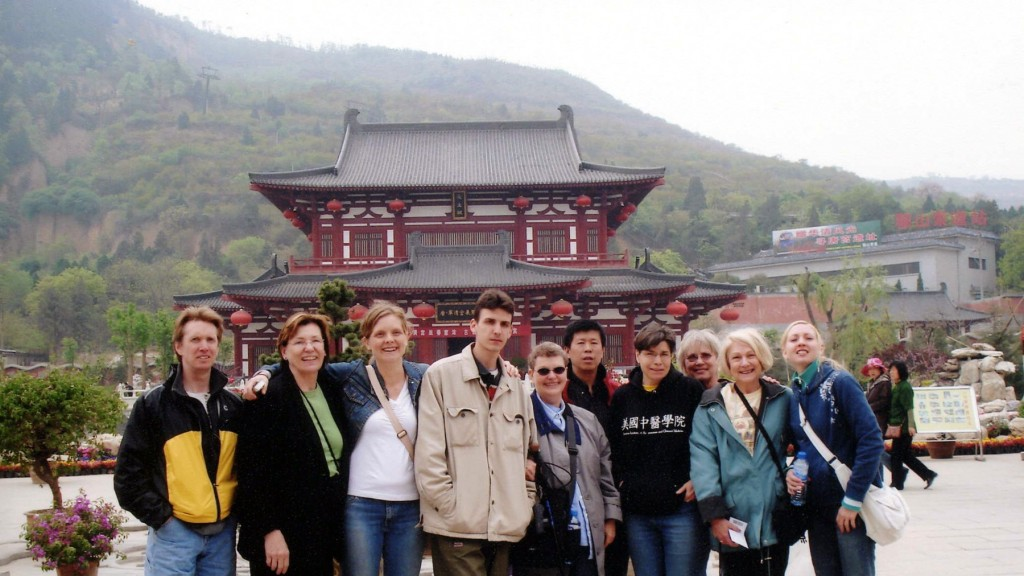 Would you like to join us on a trip to China?